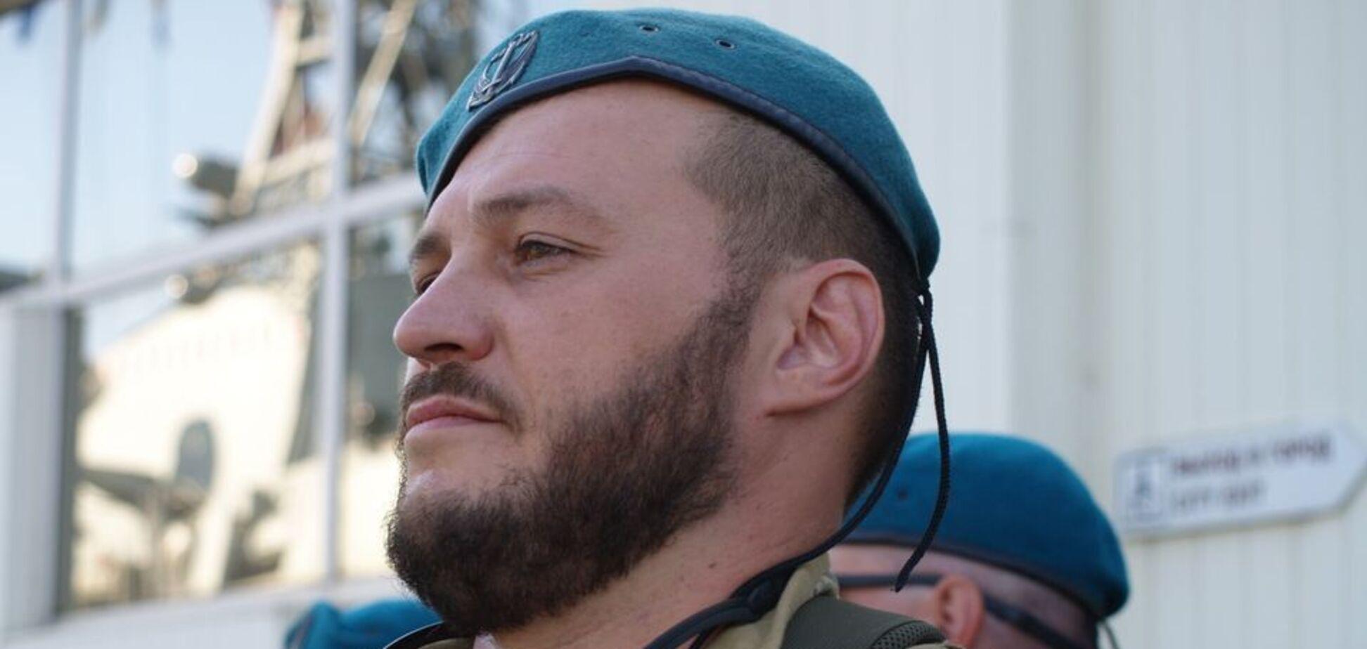 Морпіх Костянтин Оверко помер після снайперського поранення