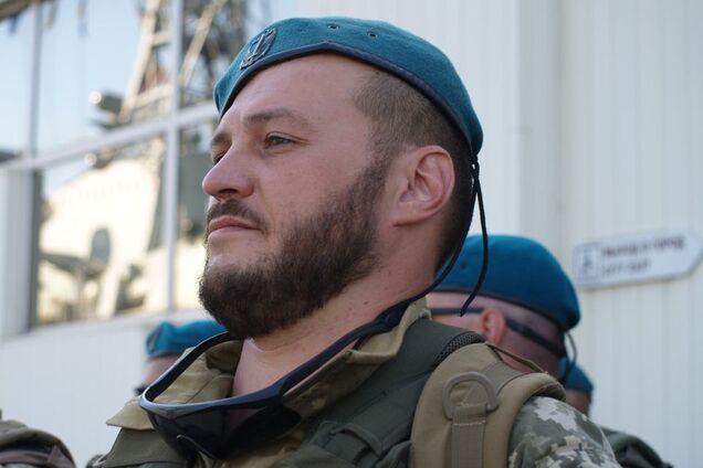 Морпех Константин Оверко умер после снайперского ранения