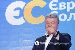 Порошенко заявил о попытке реализации проекта 'Новороссия' в Украине