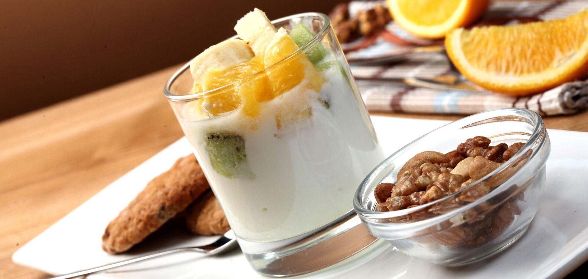 Збалансована дієта сприяє профілактиці грипу