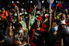 В Таиланде прошли многотысячные антиправительственные акции протеста