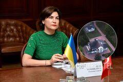 Венедиктова поселилась в государственной резиденции под Киевом