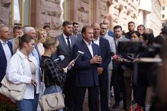 Попов подал документы на регистрацию кандидатом в мэры Киева