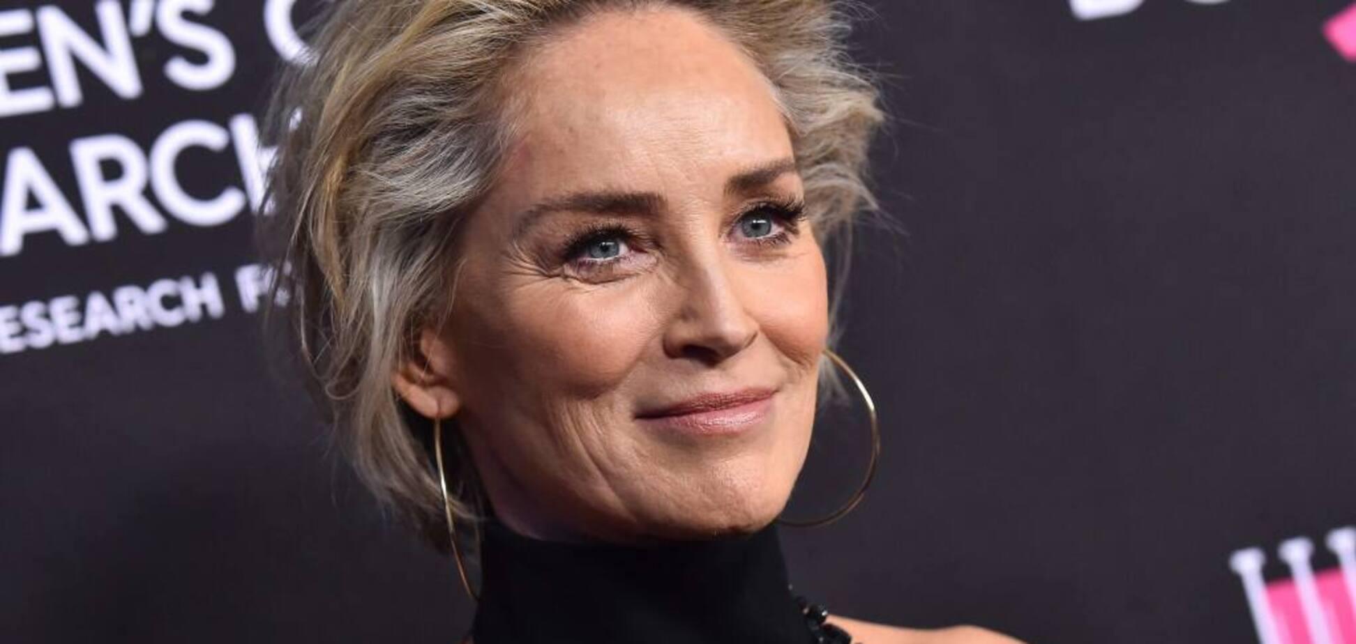 Шерон Стоун розповіла, хто з голлівудських акторів найкраще цілується
