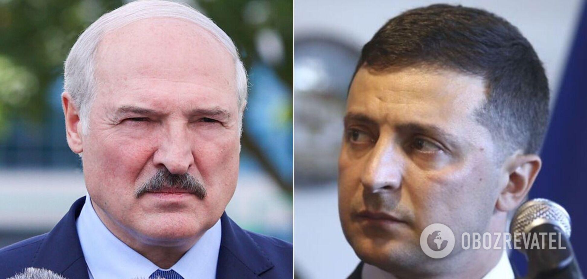 Владимир Зеленский и Александр Лукашенко не встретятся в октябре
