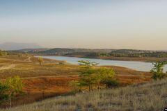 Река Салгир и Симферопольское водохранилище