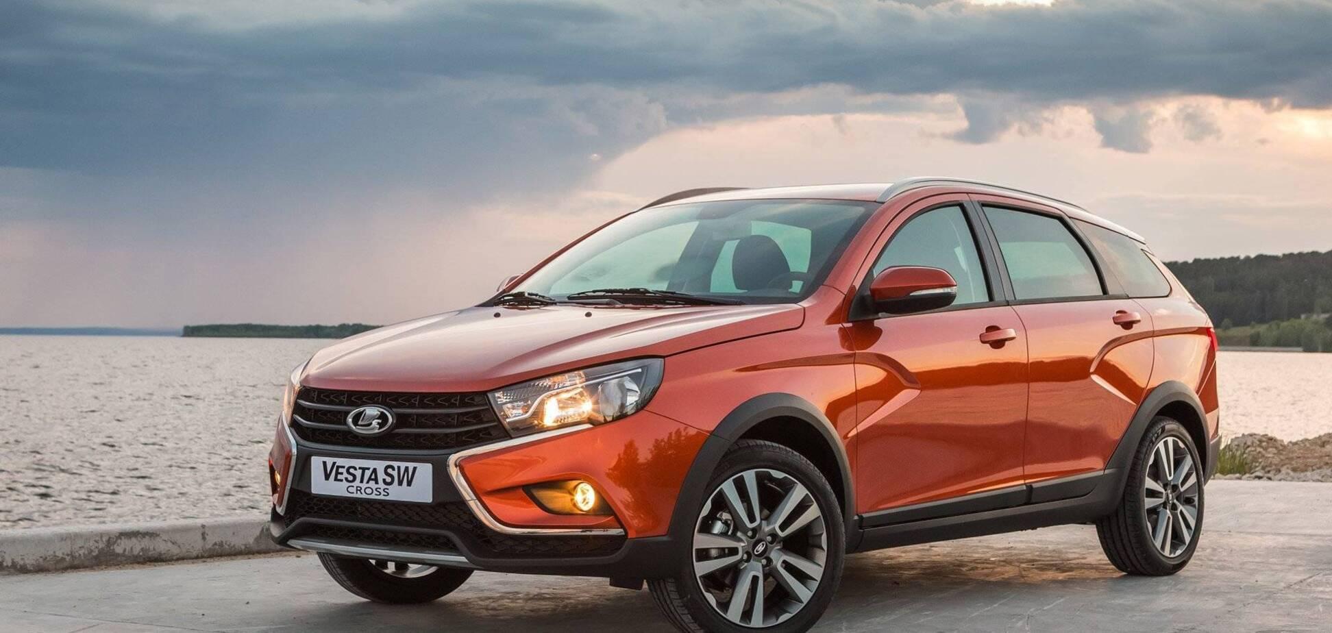 В Україні стали офіційно продавати автомобілі Lada складання ЗАЗ