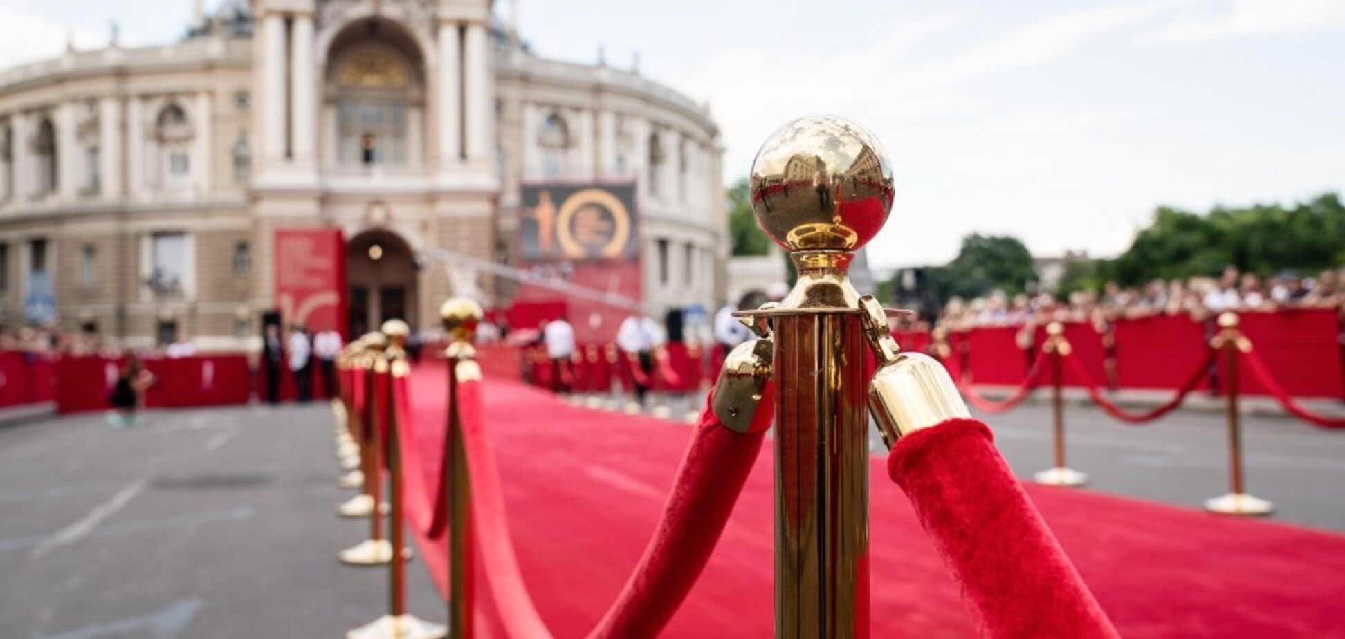 Одесский кинофестиваль пройдет в онлайн-формате