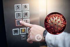 Ученые выяснили, как долго коронавирус 'живет' в лифте