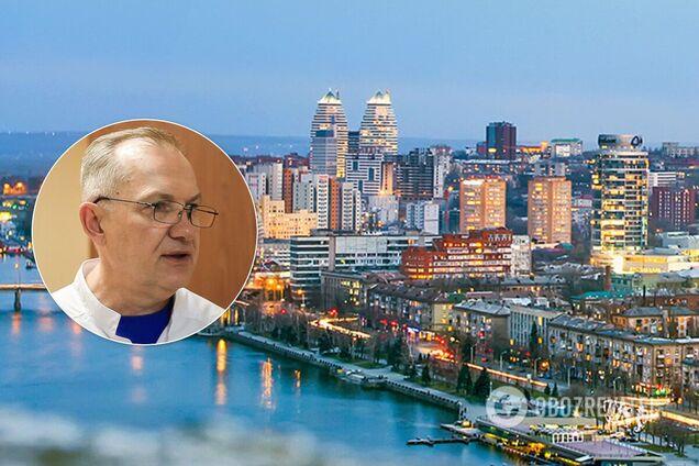 Сергей Рыженко рассказал о ситуации с коронавирусом в Днепре