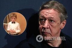 Сын Михаила Ефремова Борис заболел коронавирус