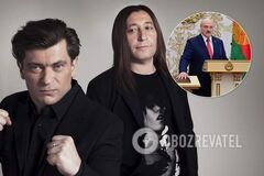 Лева из группы 'Би-2' осудил Лукашенко