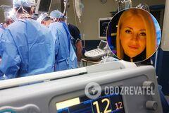 Больная COVID-19 жена заммэра Ирпеня умерла после родов