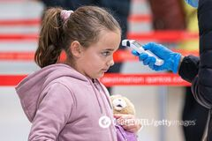 Коронавирус у ребенка во Львове