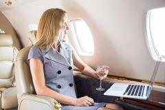 Назван способ бесплатно получить место в бизнес-классе самолета