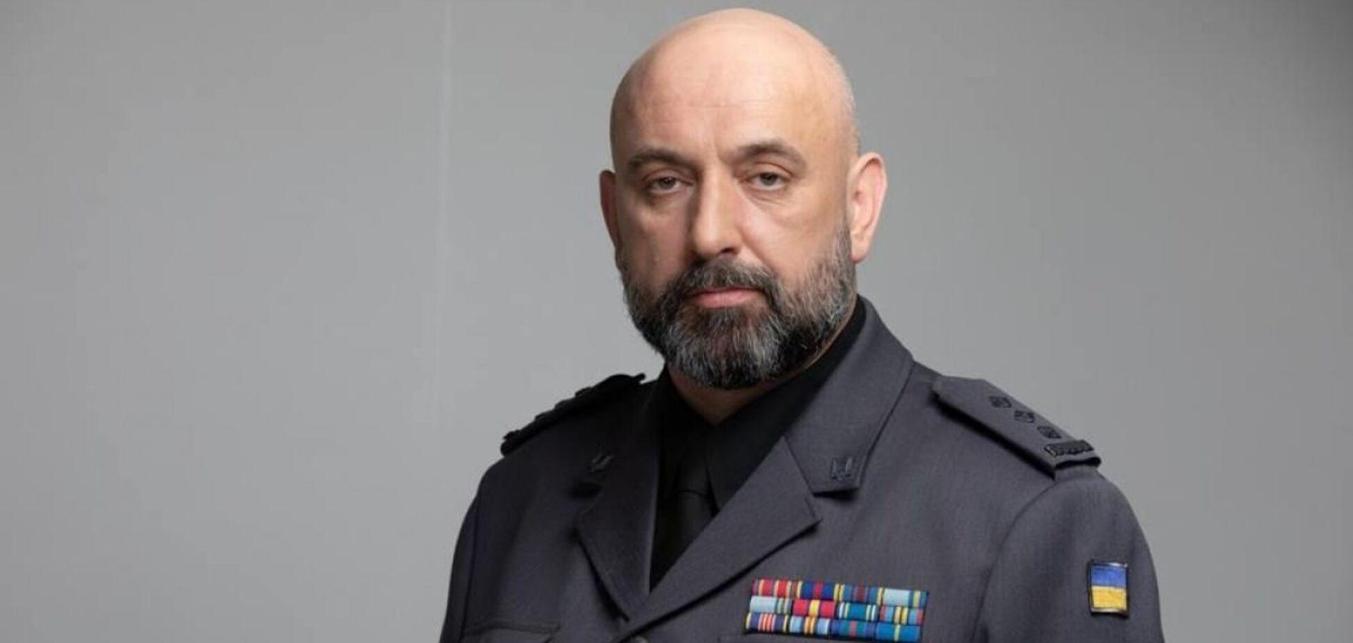 Сергій Кривонос пояснив, чому не можна одночасно воювати за Крим і Донбас