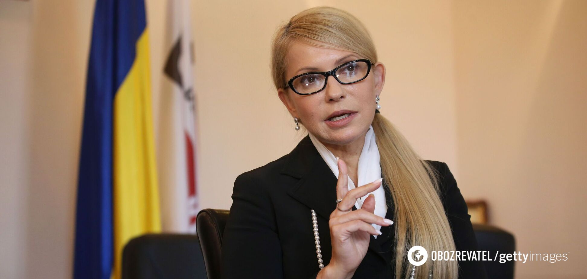 Тимошенко рассказала, как победила COVID-19