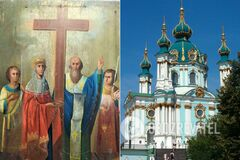 На Воздвиження Хреста Господнього віряни намагаються відвідати церкву