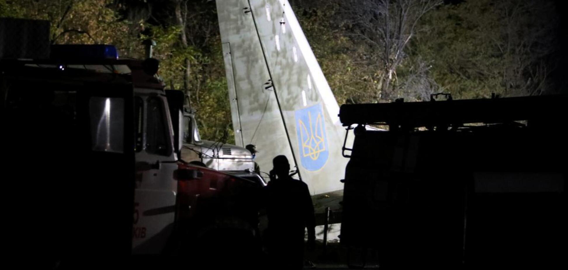 ДБР звернулося до свідків катастрофи Ан-26