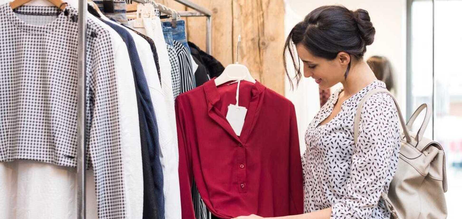 Стилист назвала главные ошибки при выборе одежды во время шоппинга