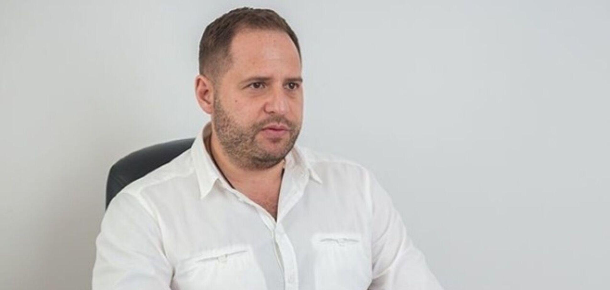 Ермак призвал представителей ТКГ не затягивать процесс переговоров. Фото: ua-rating