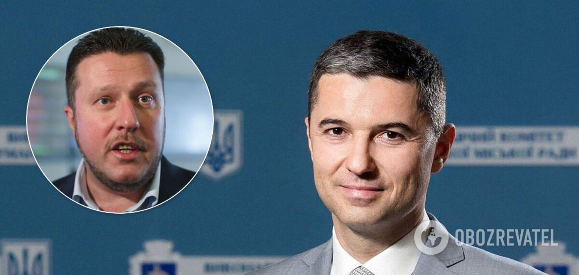 Яценко не спростував причетність до зняття з виборів Цебрія
