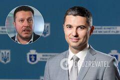 Яценко не опроверг причастности к снятию с выборов Цебрия