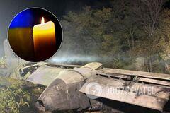 В авиакатастрофе под Харьковом погибли 26 человек