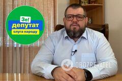 Николай Галушко объявил о выходе из партии 'Слуга народа'
