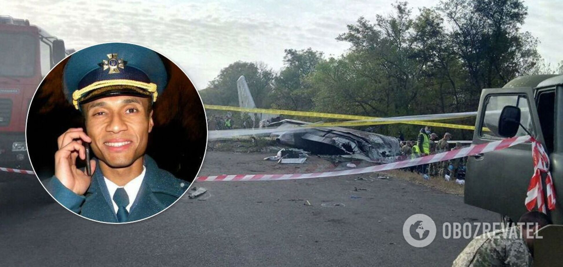 Пилот рассказал, что двигатели самолета неоднократно отказывали
