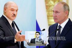 Для Путина Лукашенко также становится токсичным активом