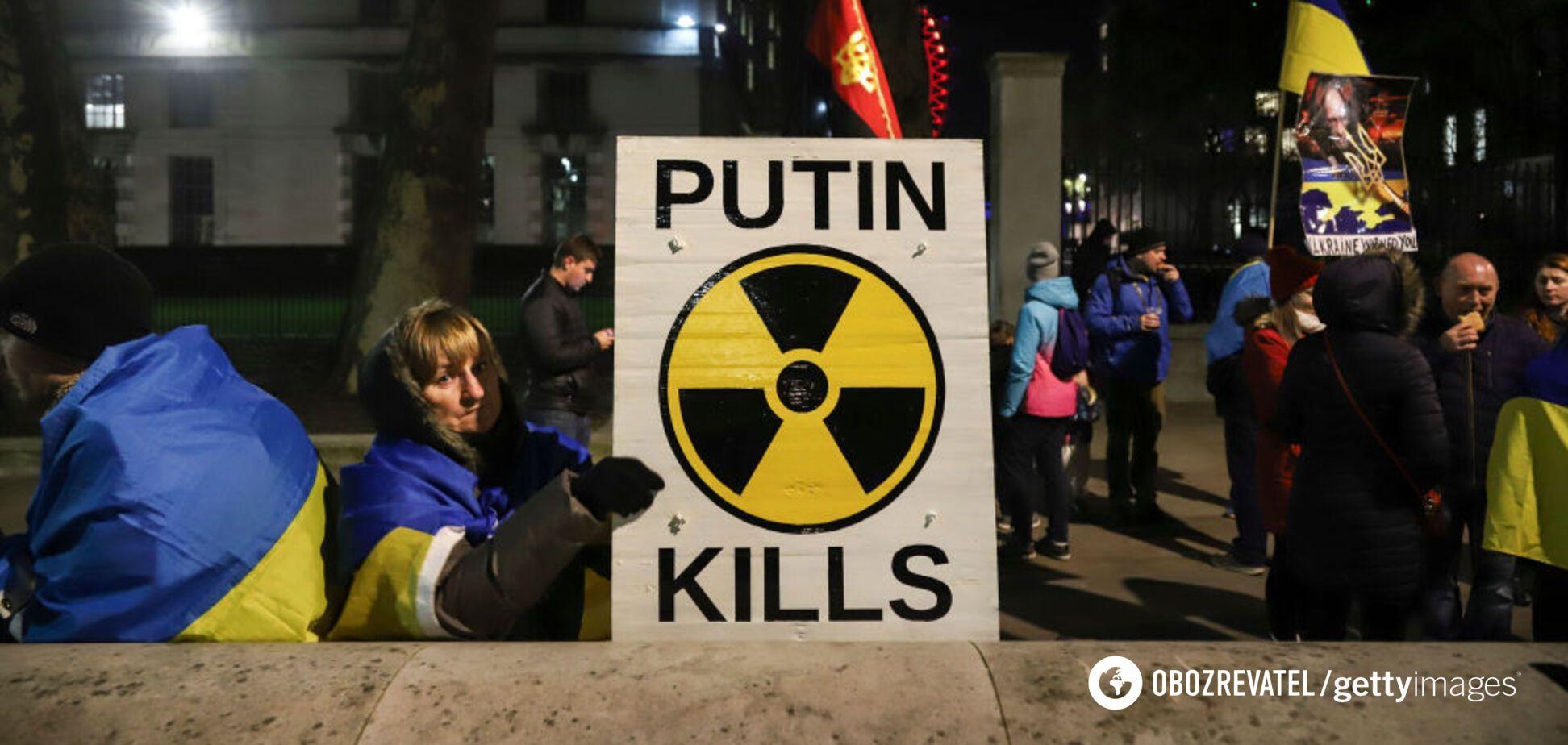 Крым и Донбасс стали мясорубкой для всех несогласных с Путиным