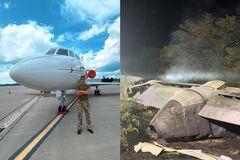Під Харковом упав літак із курсантами: українські зірки відреагували на трагедію