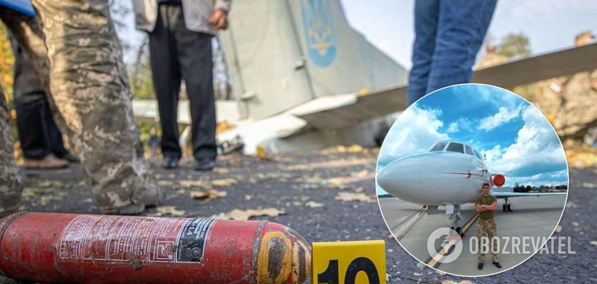 Сын ветерана Владимир Олабин погиб в Ан-26