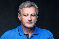 Кандидат в мэры Киева и лидер политсилы'Перемога Пальчевского' Андрей Пальчевский