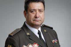 Полковника Валерия Исмаилова хотят уволить с работы