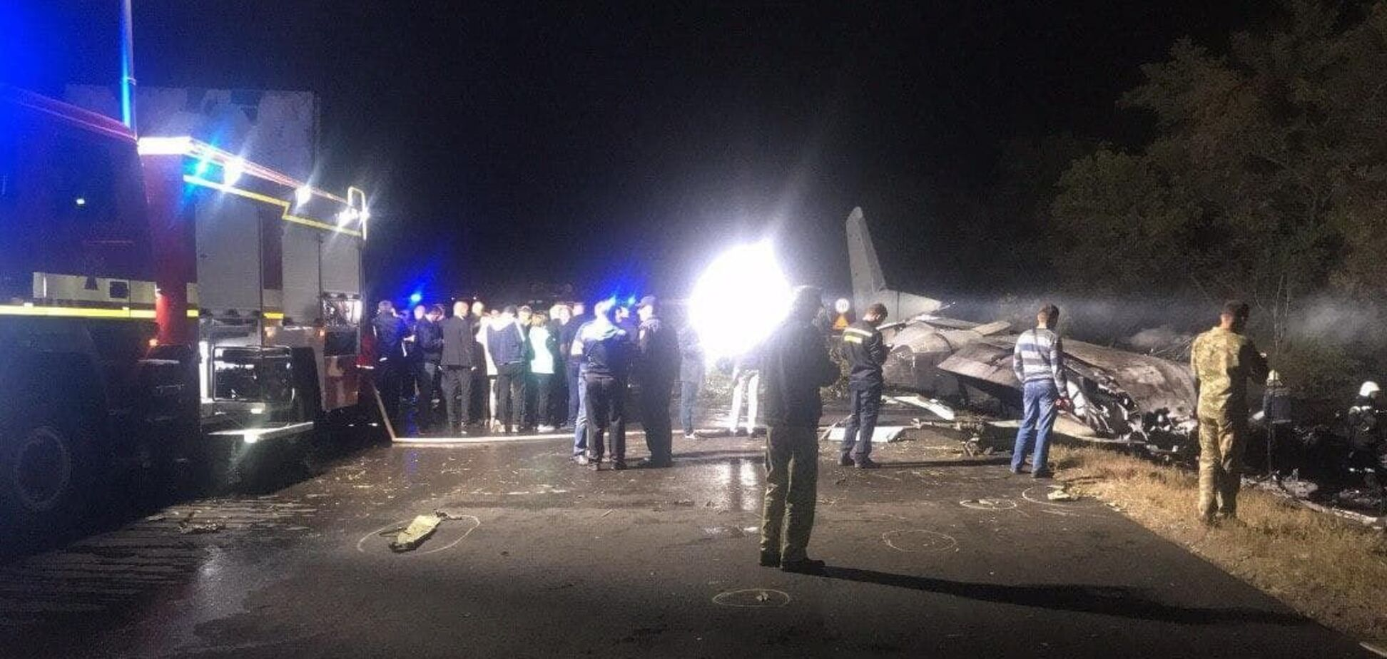 Летчик-испытатель 'Антонова' опровергодну из версий катастрофы Ан-26
