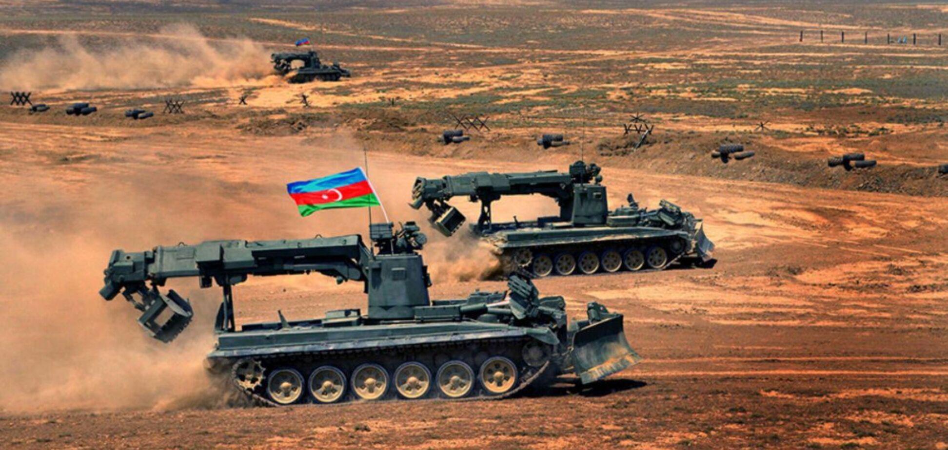 Азербайджанська армія взяла під свій контроль 6 селищ