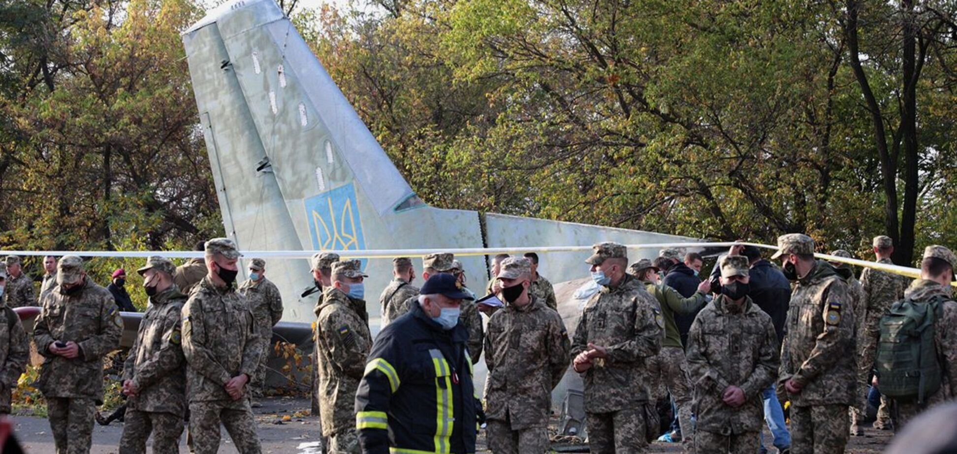 Стало известно, почему затягивается идентификация тел погибших в катастрофе Ан-26