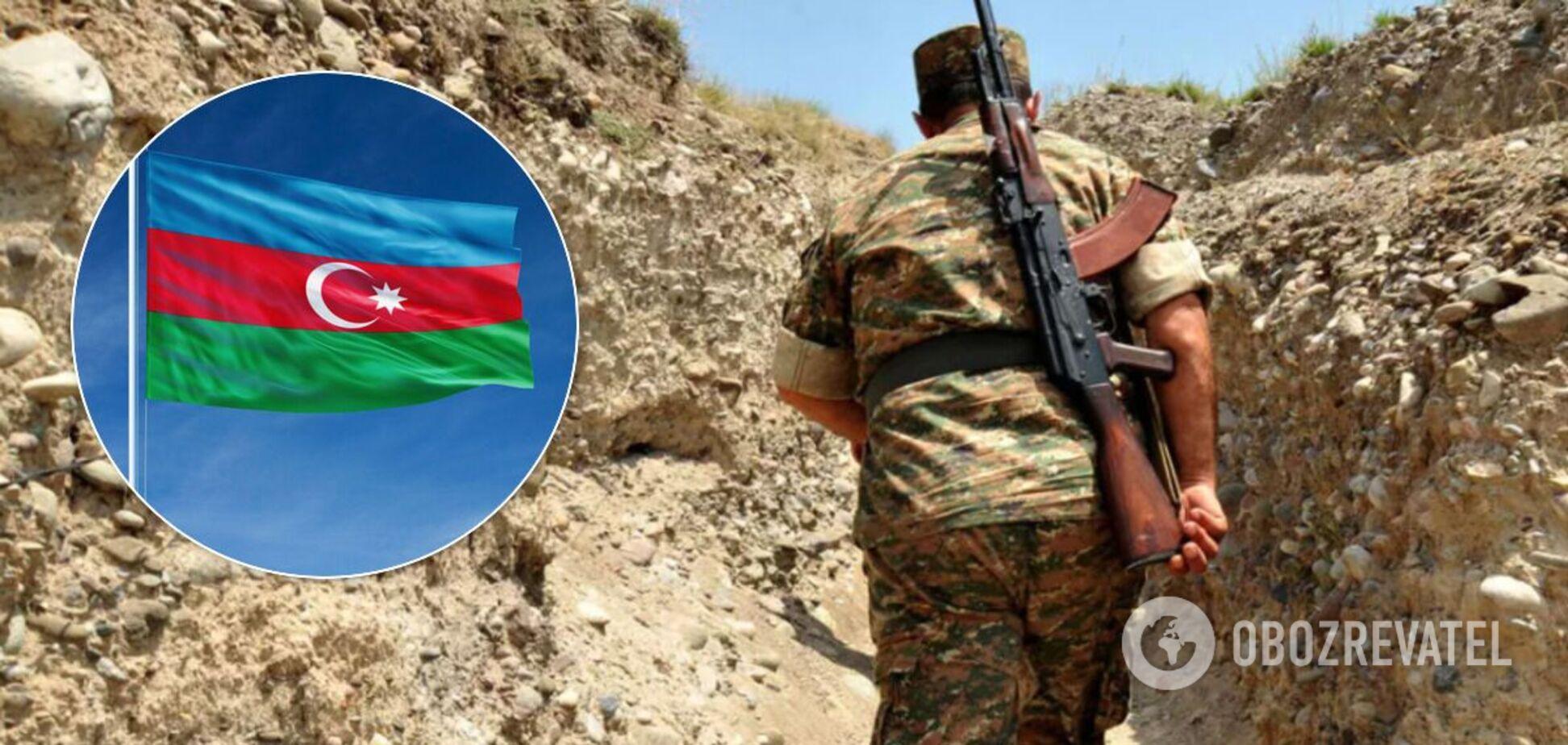 Вірменія заявила про 200 убитих військових Азербайджану