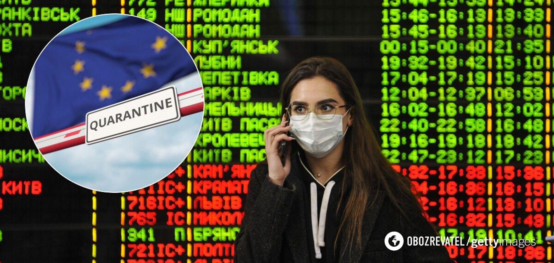 Відкриття кордонів ЄС для України