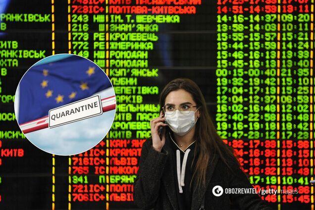 Открытие границ ЕС для Украины