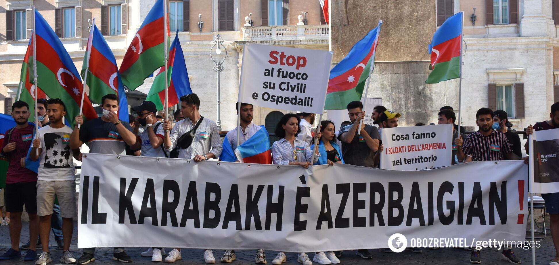 В Карабахе война: так просто Путин из Армении не уйдет