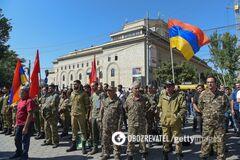 Война в Нагорном Карабахе: Россия боится схлестнуться с Турцией