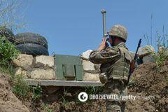 Армения и Азербайджан атаковали друг друга