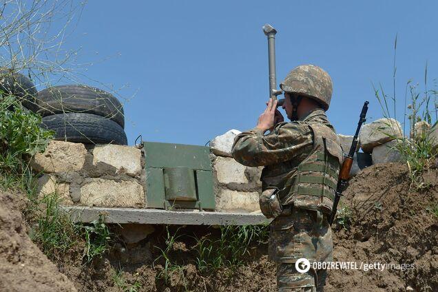 Вірменія й Азербайджан атакували одне одного