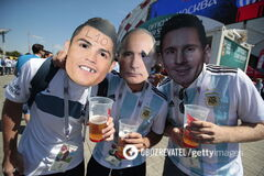Роналду, Путин, Месси
