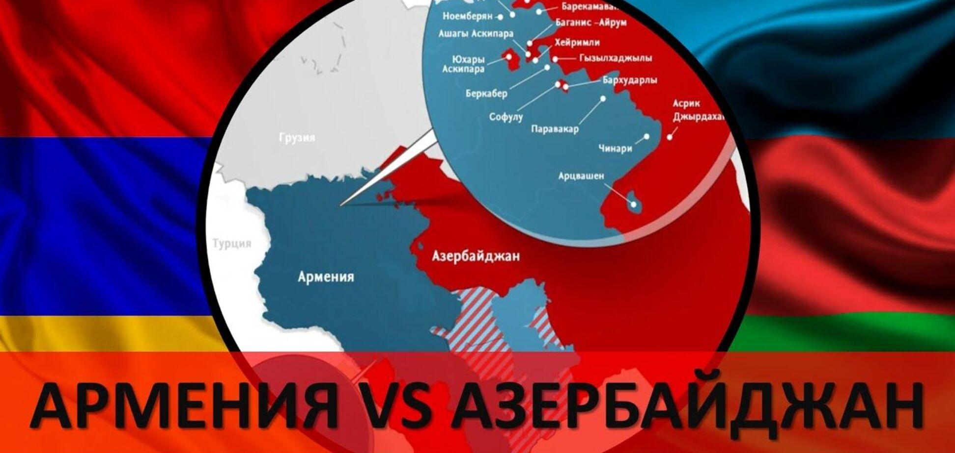 Армяно-Азербайджанская война: суть конфликта