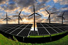 Доля возобновляемой энергии в Украине в августе достигла 16,6% – Минэнерго