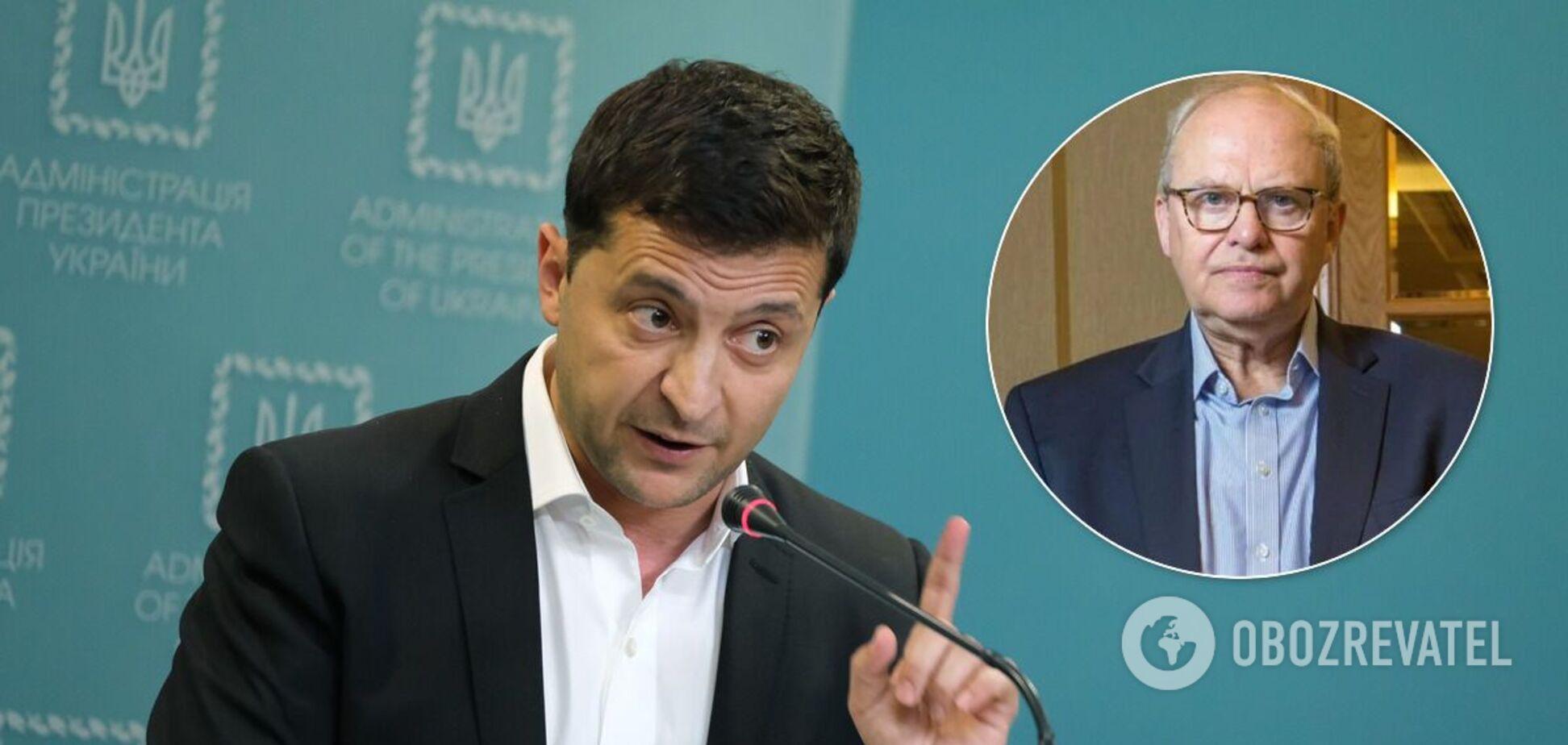 Аслунд увольняется из-за конфликта с Зеленским: все подробности громкого скандала вокруг 'Укрзалізниці'